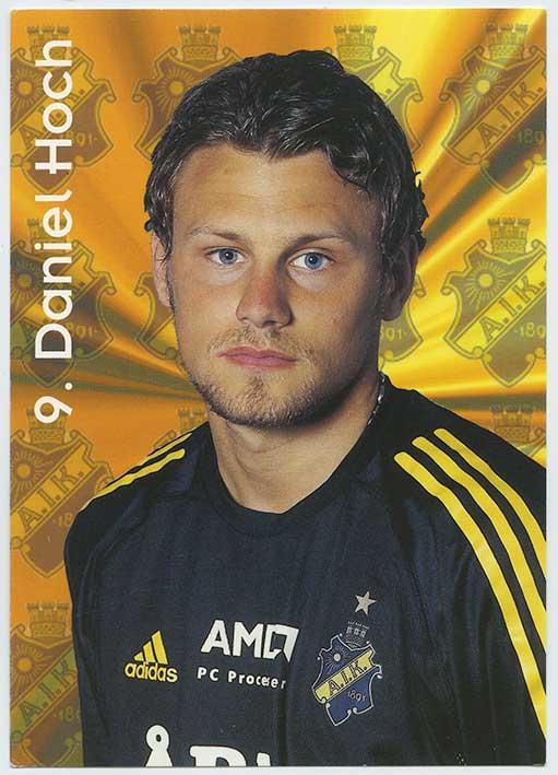 Daniel Hoch