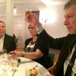 En skål för Drafnia med Thorbjörn Naess
