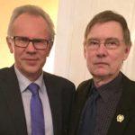 Henning och Per