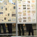 Utställning och det är Ryttarolympiaden som studeras